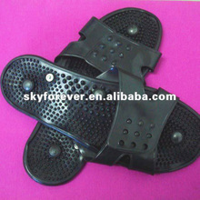 Electronic pulse therapy digital Massager with slippers