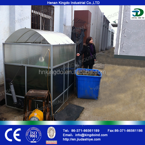 China Brand Small Size Biogas Fuel Plant/Digester
