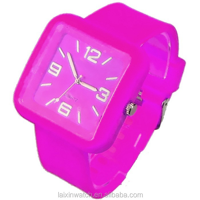 2015 new product design Iceful fashion Silicone watches