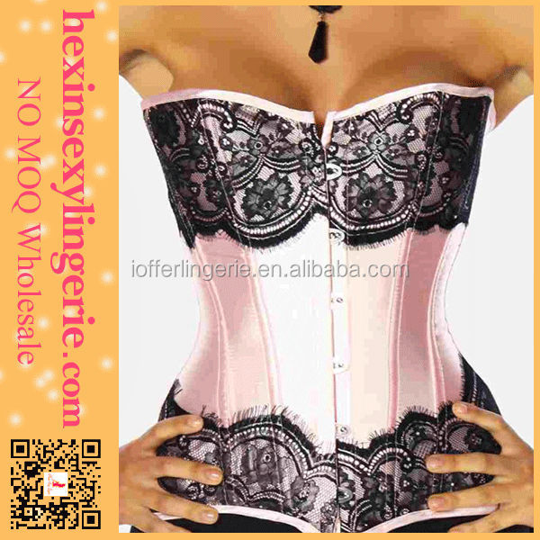 Hot classical mature xxl women sexy corset body shaper