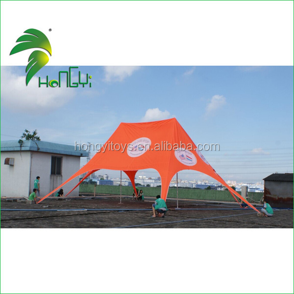 Portable Cuatom 12*8m Double Star Shape Tents for Outdoor Event
