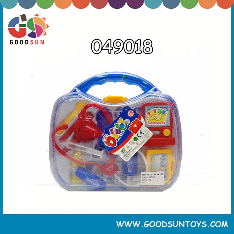 Wholesale Toys Doctor Kit Plastic Kids Medical Toy