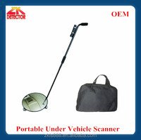Portable Under Vehicle Search Mirror, Under Vehicle Trolley Mirror