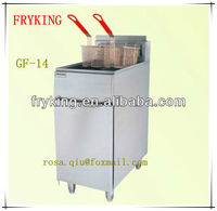 Gas Fryer Thermostat Control Valve For Frying