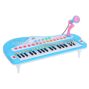37 Keys children's toy piano MQ-3758