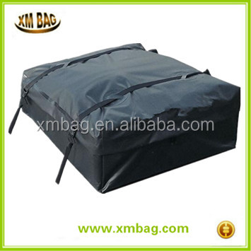 China supplier offer Waterproof Soft Car Top Carriers for Any Car Van or SUV