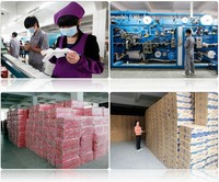 Hunan manufactory baby disposable diapers manufacturers