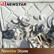 Newstar fireproof material english style decorative fireplace price