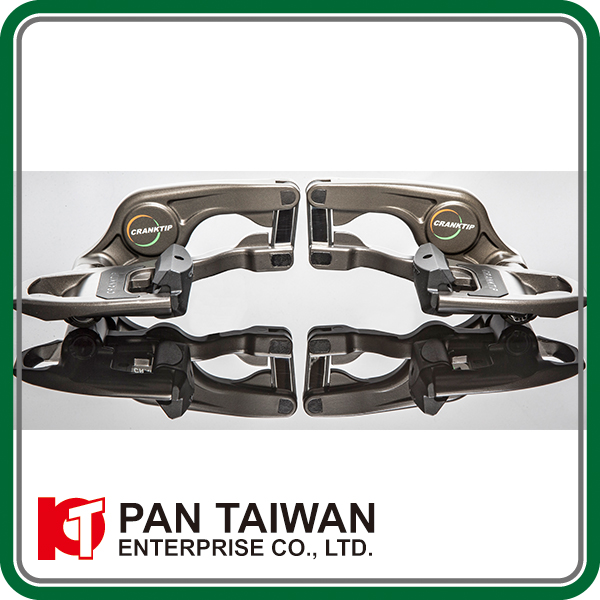 Bike Part (double pedal) : Clipless Racing Bicycle Pedals
