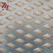 High Quality Stainless Steel 304 Perforated Grating Sheet