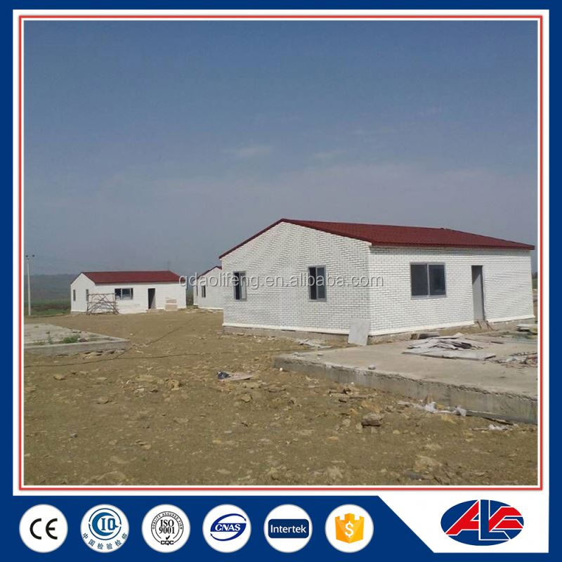 Bright Prefab Houses Light Gauge Steel Houses
