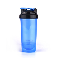 20oz BottledJoy best shaker cup with football shape design using for sports
