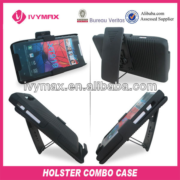 whole sale holster case for motorola RAZR covers D3 xt919 celular cell phone case