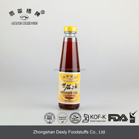 Chinese High Quality Pure Sesame Oil