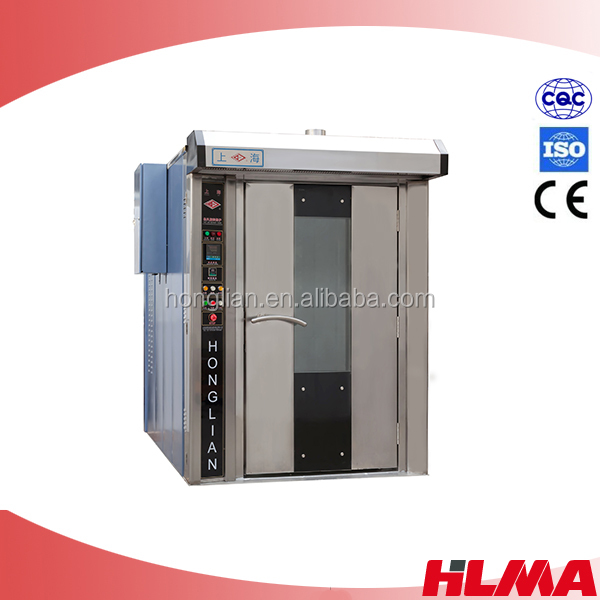 Stainless steel rotary oven,bakery machine/gas oven,industrial baking oven/toaster oven
