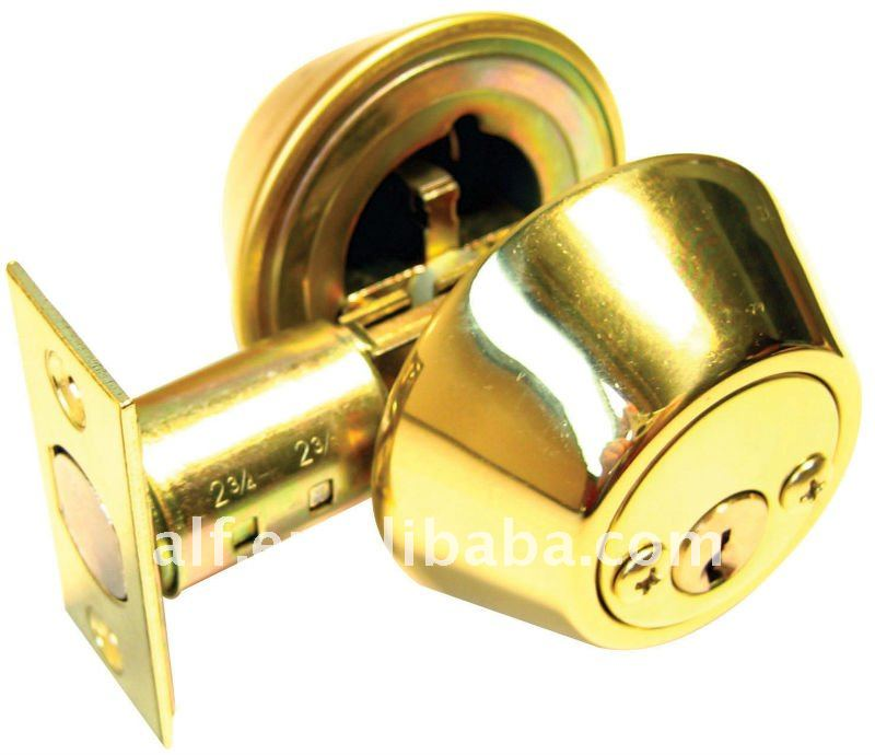 Single Cylinder & Double Cylinder deadbolt door lock