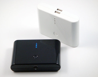 Alibaba malaysia well quality power bank charger 9000mah