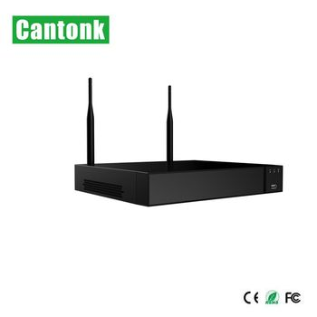 4ch wifi dvr h.265 4M Support with hard disk for option