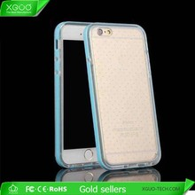 tpu clear hybrid case for iphone 6