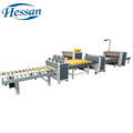 Factory price high speed recyclable woodworking laminate making machine