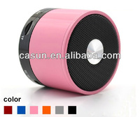 2013 Best Outdoor Wireless mini Speaker Stereo high quality