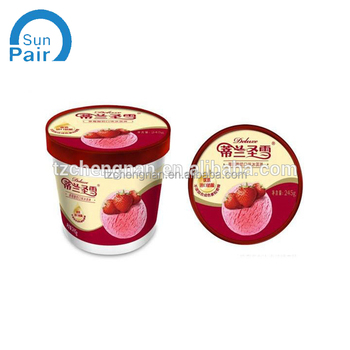 Zhejiang High Quality PP In mould label for Food container