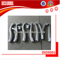 Aluminum casting street part lamp post