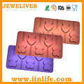 Love Shaped Silicone Ice Cream Mold For Promotion