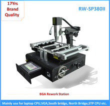 China manufacturer bga/ic mounting machine for aser motherboard