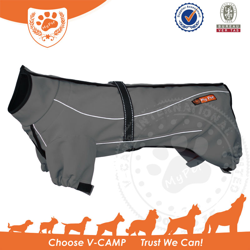 My Pet durable secure outdoor guardian dog coat