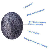 Aluminum Powder in Pigment for Silver Leather Sofa