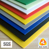 polypropylene material colored corrugated plastic sheets