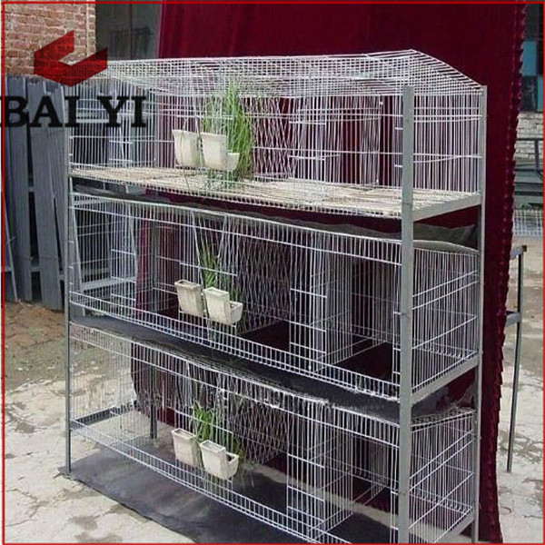 Portable Used Rabbit Breeding Cage for Sale