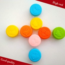Wholesale OEM Small Cute Plastic Contact Lens Case
