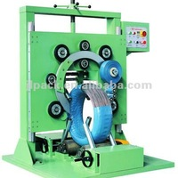 Effective Automatic Steel Ring Wrapping Machine