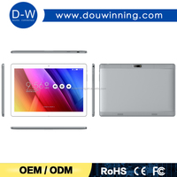 "MTK8163 10.1 "" IPS retina 1920x1200 2.4G + 5.0G dual wifi A/B/G/N tablet pc 2+32GB GPS FM BT"