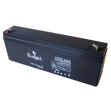 Kweight 12V 2.2AH Sealed rechargeable lead acid battery for electric cars