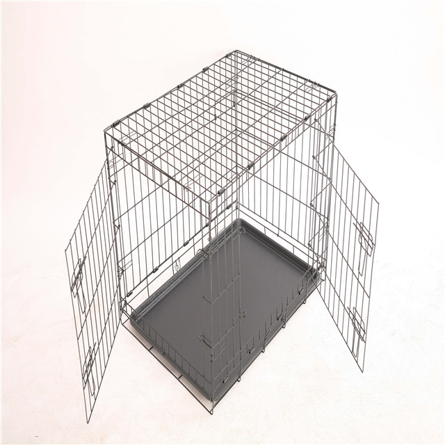 powder coated pet crate pet knell