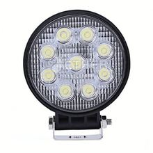 2017 new product CE IP68 4wd led driving light for ATV