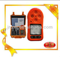 KT602 multi-gas detetcor with simple calibration four sensors