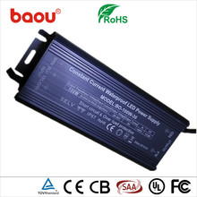 Baou High quality 100W waterproof LED driver power supply with constant current