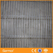 China Manufacture Precise Construction Everlasting Nylofor 3D Fence / 358 Anti Climb Fence / Wire Mesh Fence