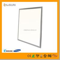 UL listed 2x2 led drop ceiling panel light 600x600