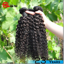 2015 Hot Selling Wholesale Popular Virgin Human Hair Kinky Curly Afro