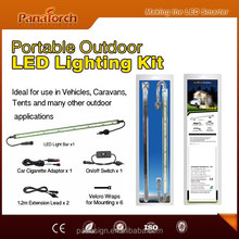 PanaTorch Professional LED Fishing Camping Light Bar PS-C5521A-1 RV Camper Cabinet Strip Light