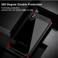 Custom made best selling phone case antigravity anti radiation for iphone x