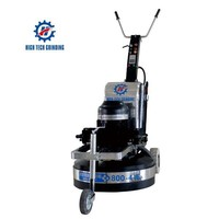 floor grinding machinery concrete floor removal polishing machine
