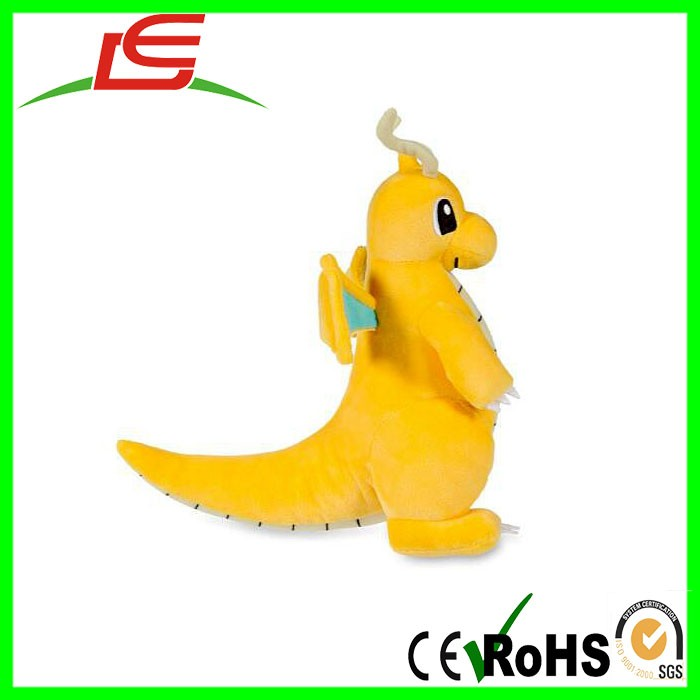 wholesale pokemon toy plush stuffed dragonite
