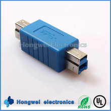 USB 3.0 Type B male to Type B male adapter for Printer