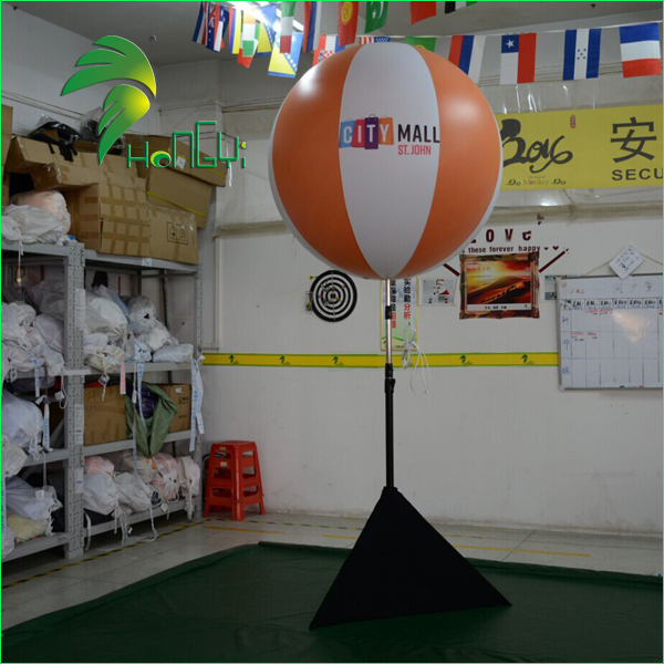 LED Balloon Light / Advertising Lighting Tripod Ball / Large Stand Balloon Light for Decoration